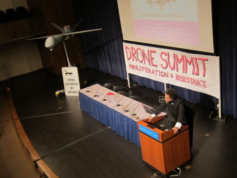 Opening speaker Dr. Corner West