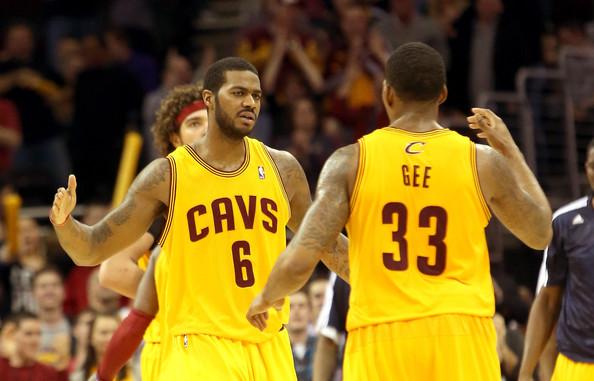 Earl+Clark+Milwaukee+Bucks+v+Cleveland+Cavaliers+yvQ2l3JIDJvl